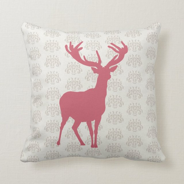 Stag Cushion