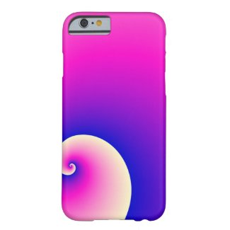 Pinks and purples abstract phone case
