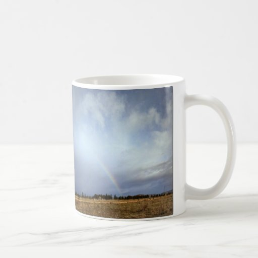 Rainbow Mug by IreneDesign2011