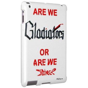 """Scandalwear® """"Harrison's Groove 10.03.2013"""" iPad Case"""