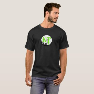Soul Game Black Horror T-Shirt