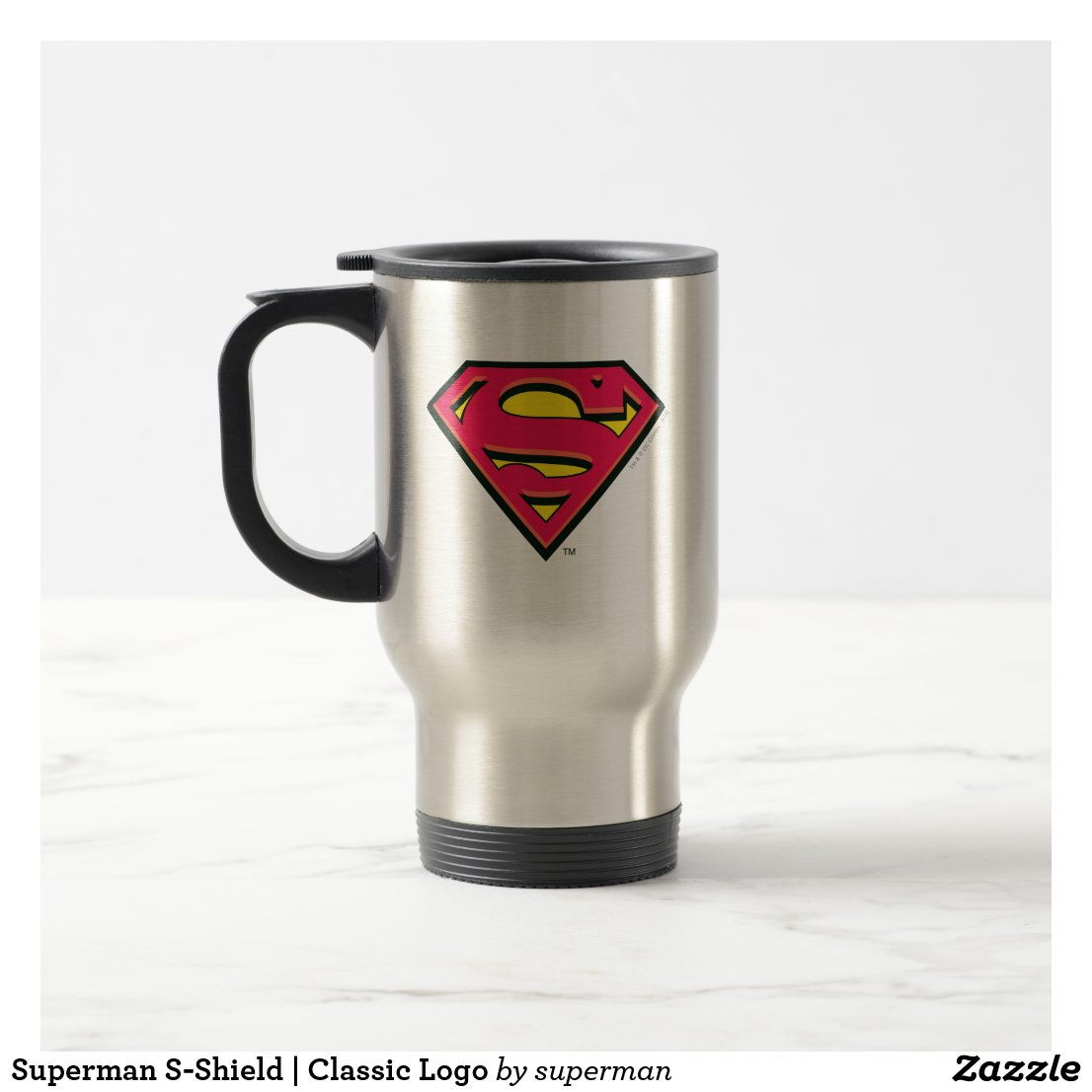 Superman S-Shield | Classic Logo