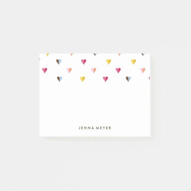 Sweet Hearts Small - Multi Coloured