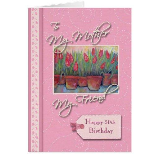 My Mother Birthday Card