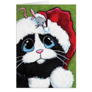 Cat Christmas Cards Amp Invitations