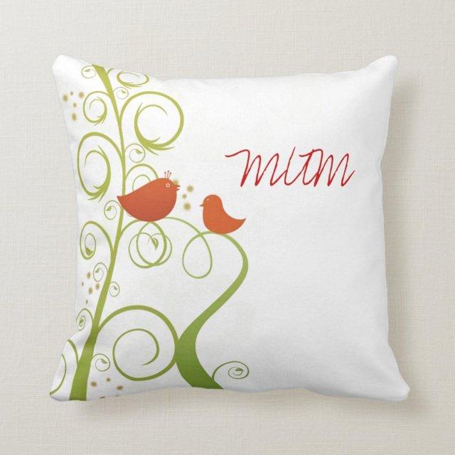 Tweety Birds Mum Cushion