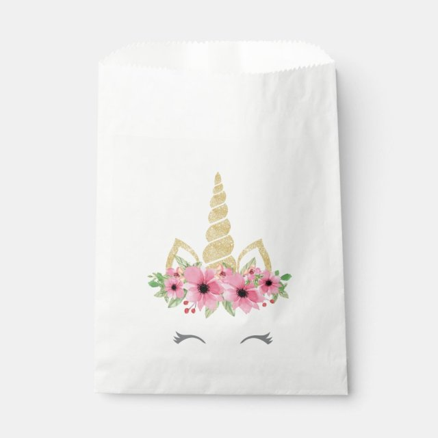 Unicorn Favour Bag