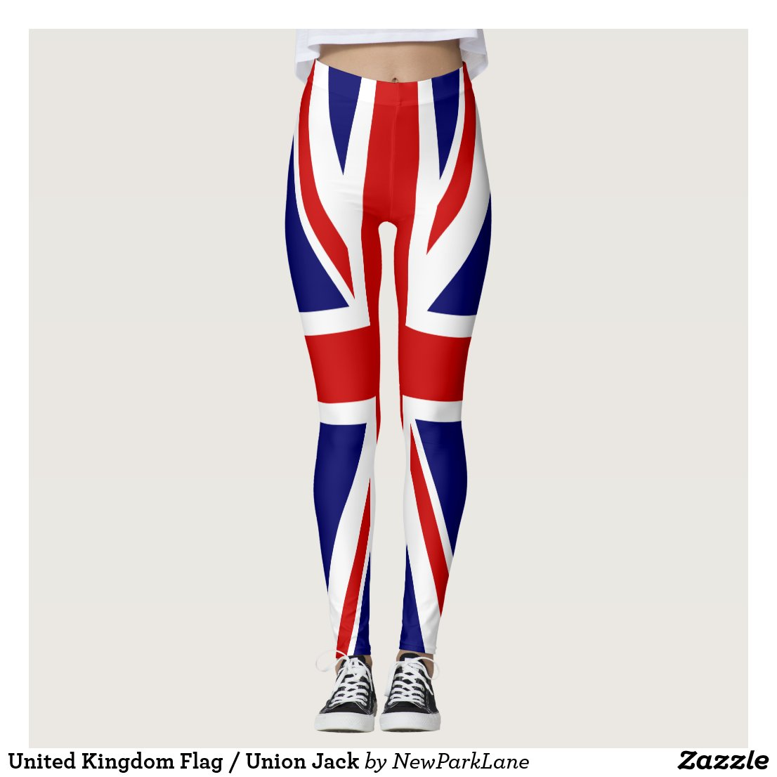 United Kingdom Flag / Union Jack Leggings