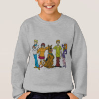 Whole Gang 14 Mystery Inc Sweatshirt