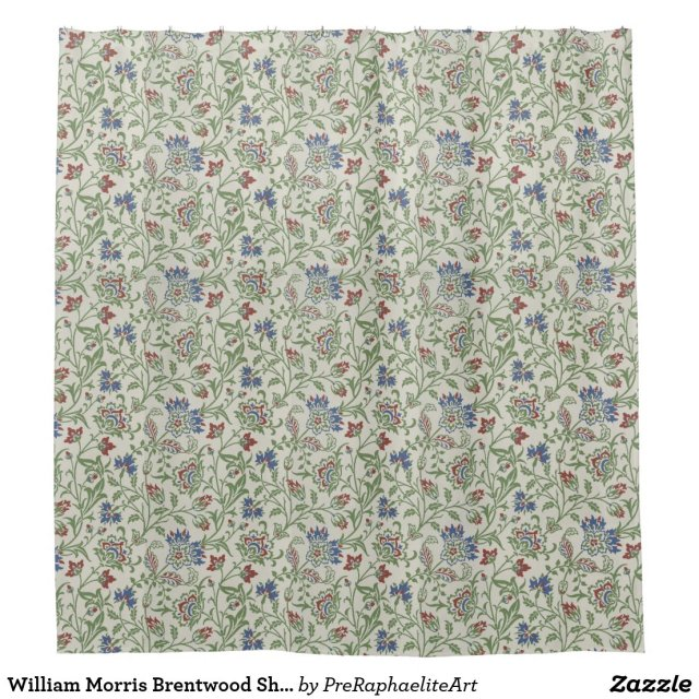 William Morris Brentwood Shower Curtain