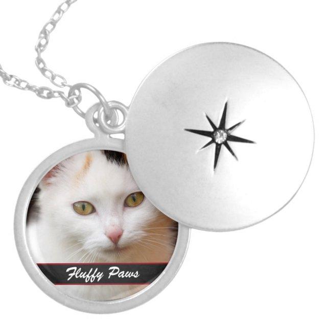 Your Pet's Photo Necklace