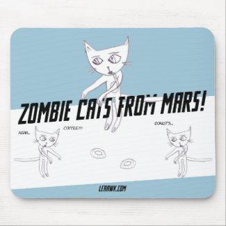 Zombie Cats from Mars #05b