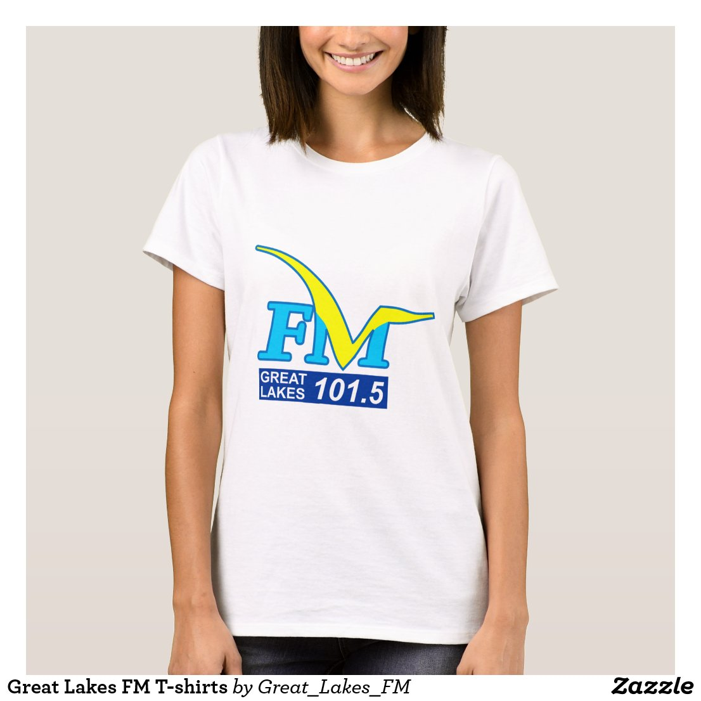Great Lakes FM T-shirts