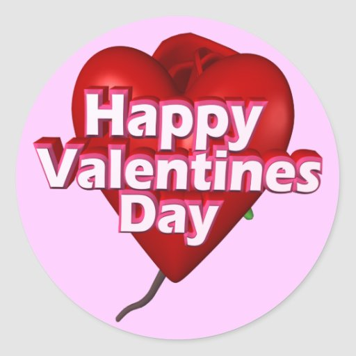 Happy Valentines Day T Shirts And Gifts Classic Round
