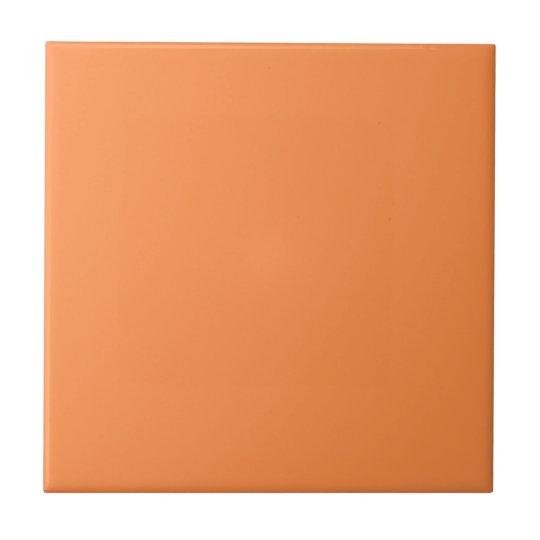only melon orange pretty solid colour oscb46 ceramic tile