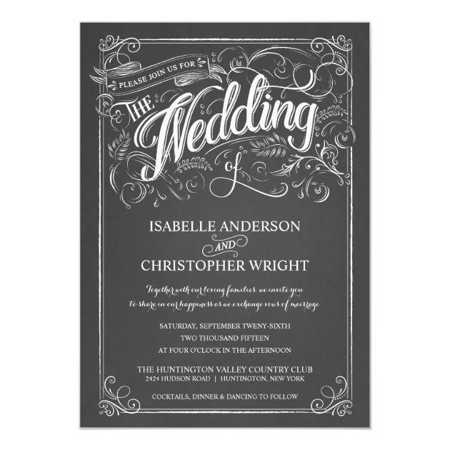 Rustic Wedding Invitations Discount