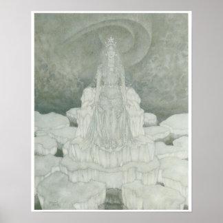 Poster do filme A Rainha da Neve