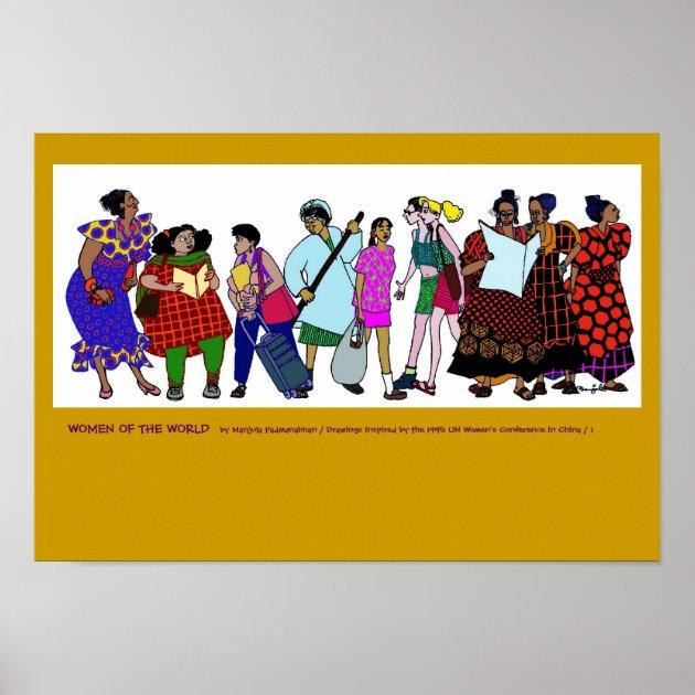 Poster do filme O Mundo é das Mulheres