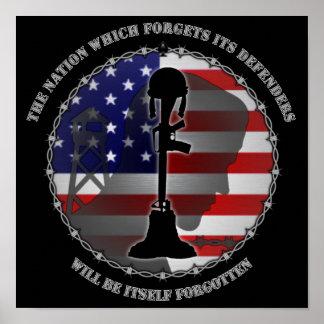 Poster do filme Defensores da Bandeira