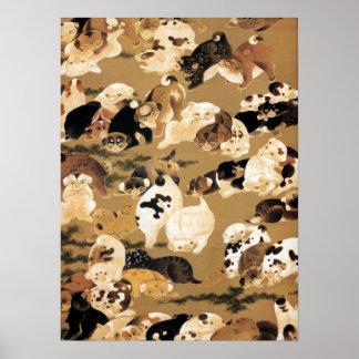 Poster do filme O Cão Japonês