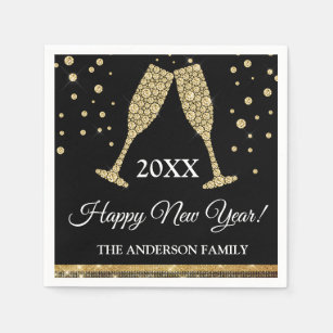 New Years Eve Party Supplies | Zazzle