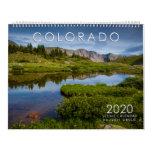 2020 COLORADO Scenic Calendar