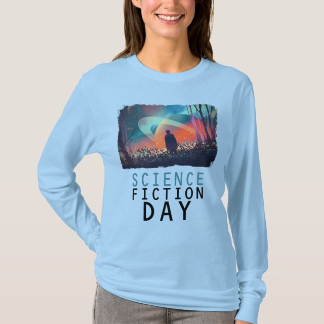 2nd February - Science Fiction Day T-Shirt