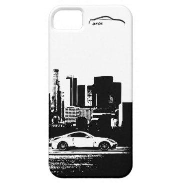 350Z Rolling Shot iPhone SE/5/5s Case