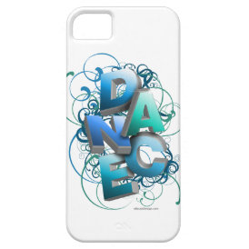 3D Dance (Spring) iPhone 5 case