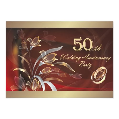 10 Personalised Golden Bokeh Wedding Invitations Day Or Evening N67 The Party Co
