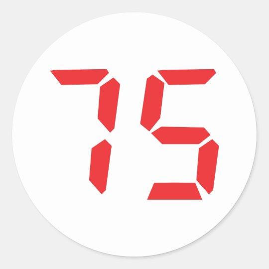 Digital Small Clock Stick