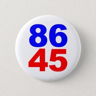 86 45 PINBACK BUTTON