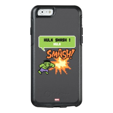 8Bit Hulk Attack - Hulk Smash! OtterBox iPhone 6/6s Case
