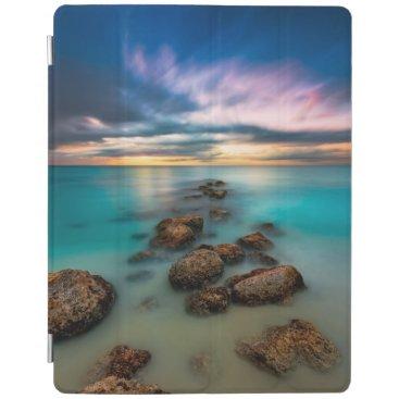 A Beautiful Sunset Over Grace Bay | Turks & Caicos iPad Smart Cover