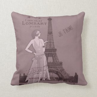 A Night to Remember Valentine Pillow