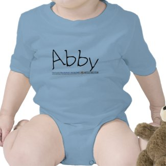 Abby Baby Snap Shirt