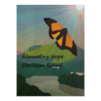 Abounding Hope Christian School print