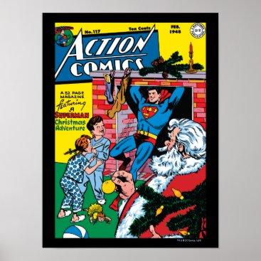 Action Comics #117 Poster