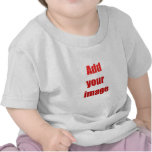 Add your image to customize t-shirts