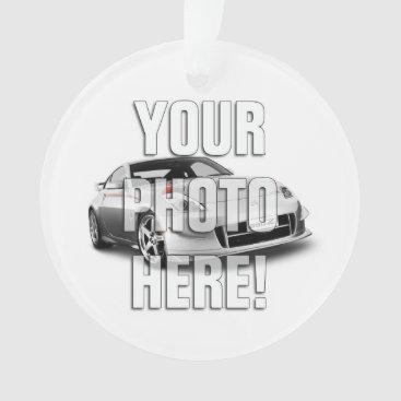Add your photo - Nissan 350Z Ornament