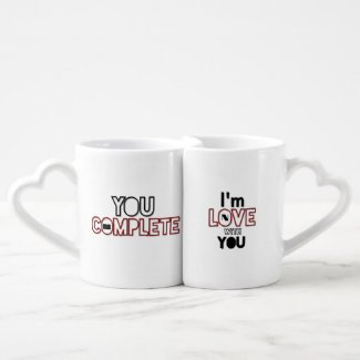 Adorable Love Quotes Lovers Mugs Lovers Mug Sets