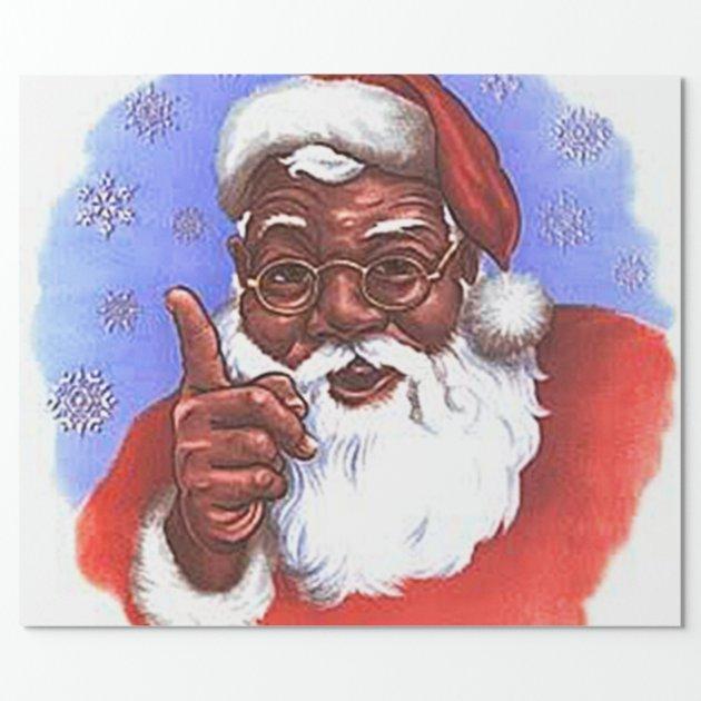 Christmas Postcards Fabric