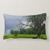 After the Storm Lumbar Pillow