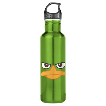 Agent P Face Water Bottle