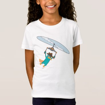 Agent P Flying T-Shirt