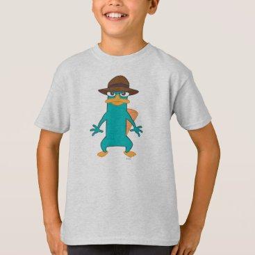 Agent P Pose T-Shirt