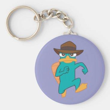 Agent P Running Keychain