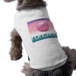 Alabama Airbrush Sunset pet clothing