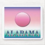 Alabama Airbrush Sunset mousepads