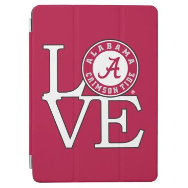 Alabama Crimson Tide Love iPad Air Cover